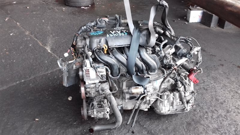 Компьютер Toyota Will Vs NZE127 1NZ-FE 2003 (б/у)