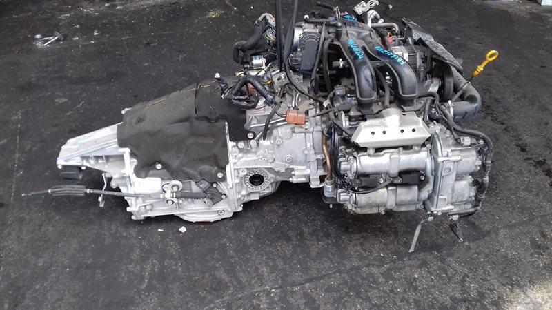 Акпп Subaru Impreza GJ2 FB16 2012 (б/у)