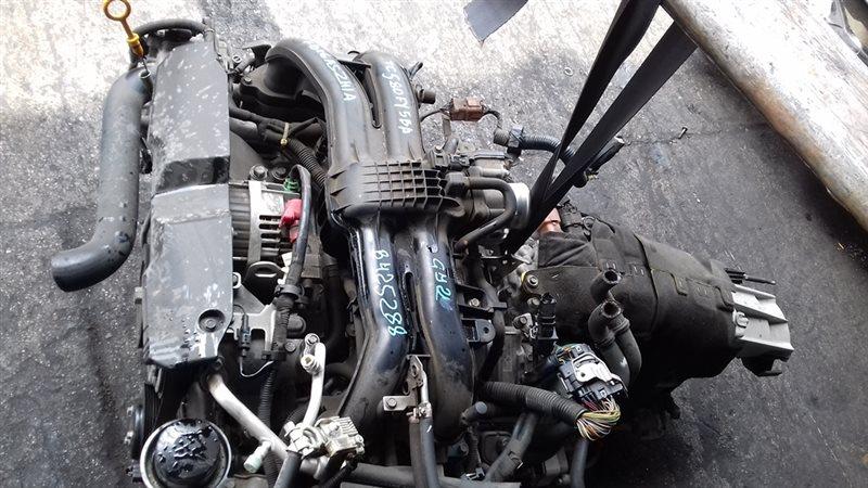 Двигатель Subaru Impreza GJ2 FB16 2012 (б/у)