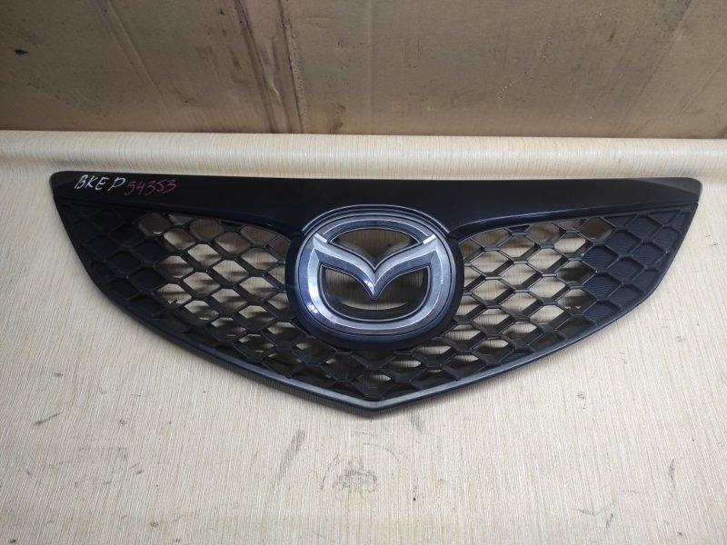 Решетка радиатора Mazda Axella BKEP 2006 (б/у)