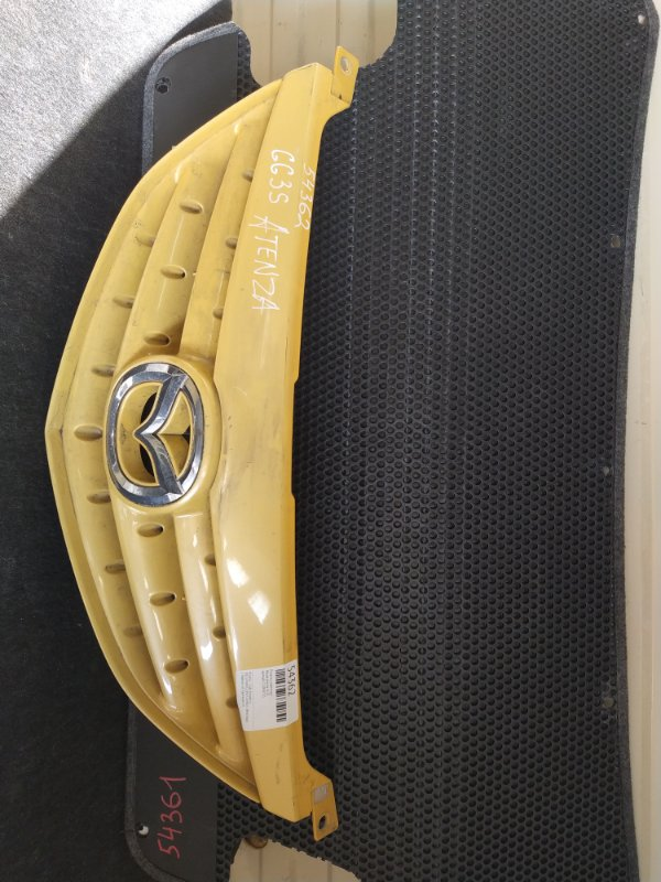 Решетка радиатора Mazda Atenza GG3S (б/у)