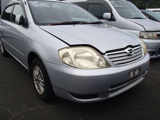 Автомобиль Toyota Corolla NZE121 1NZ 2004 года в разбор