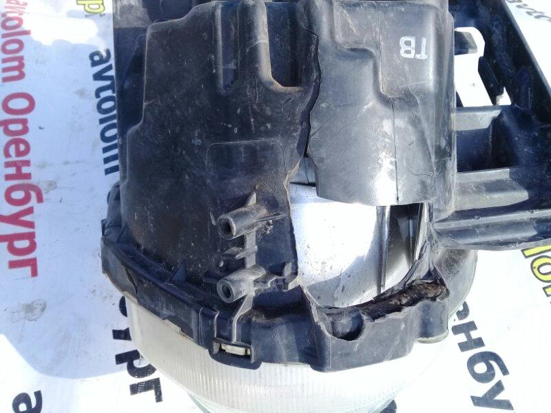 Фара противотуманная передняя левая Nissan Juke F15