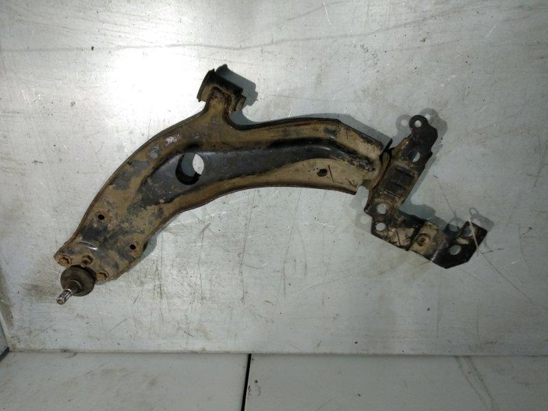 Рычаг передний левый Fiat Albea 2003- б/у
