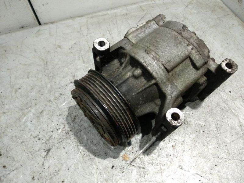 Компрессор кондиционера 1.4 8 кл Fiat Albea 2003- б/у