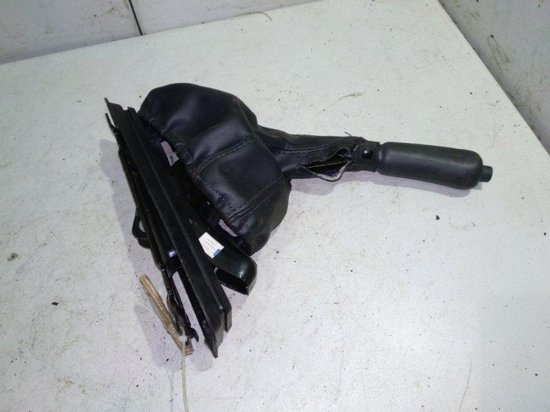 Рычаг стояночного тормоза (ручник) Fiat Albea 2003- б/у