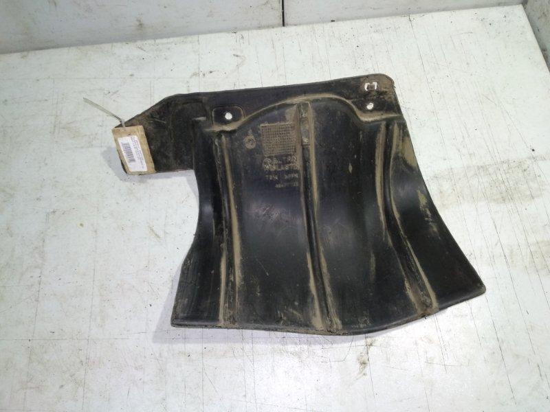 Пыльник двигателя боковой правый 1.4i 8v 2003- б/у