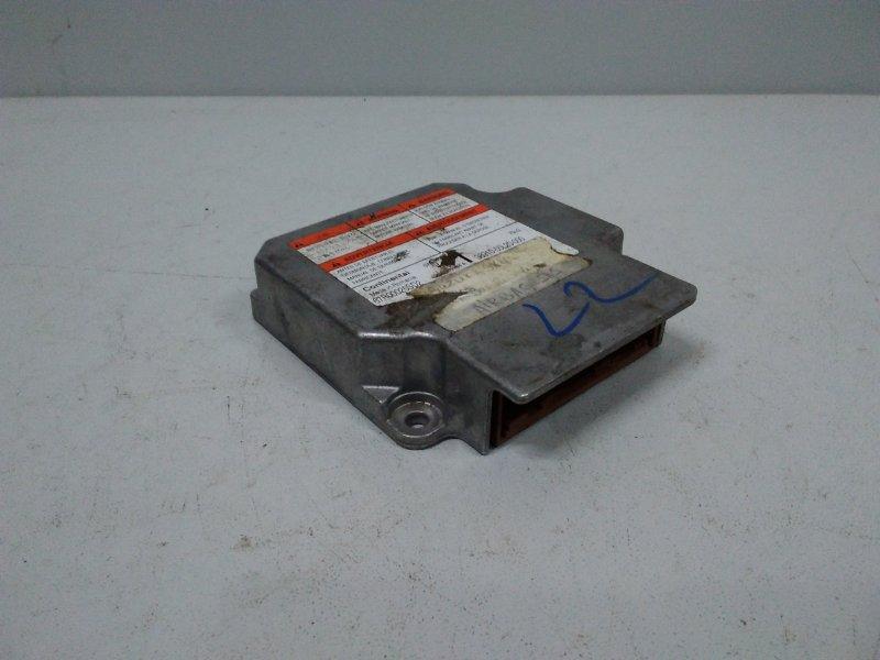 Блок управления air bag Suzuki Sx4 2006-2013 (б/у)