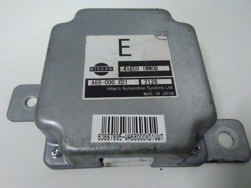 Блок электронный Infiniti Fx37 S51 2008 (б/у)