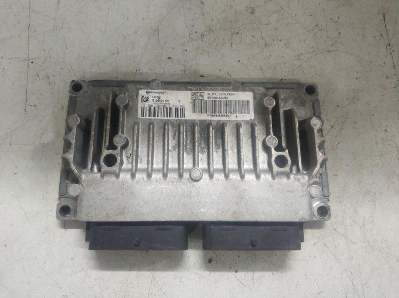 Блок управления акпп Citroen C4 2011 (б/у)