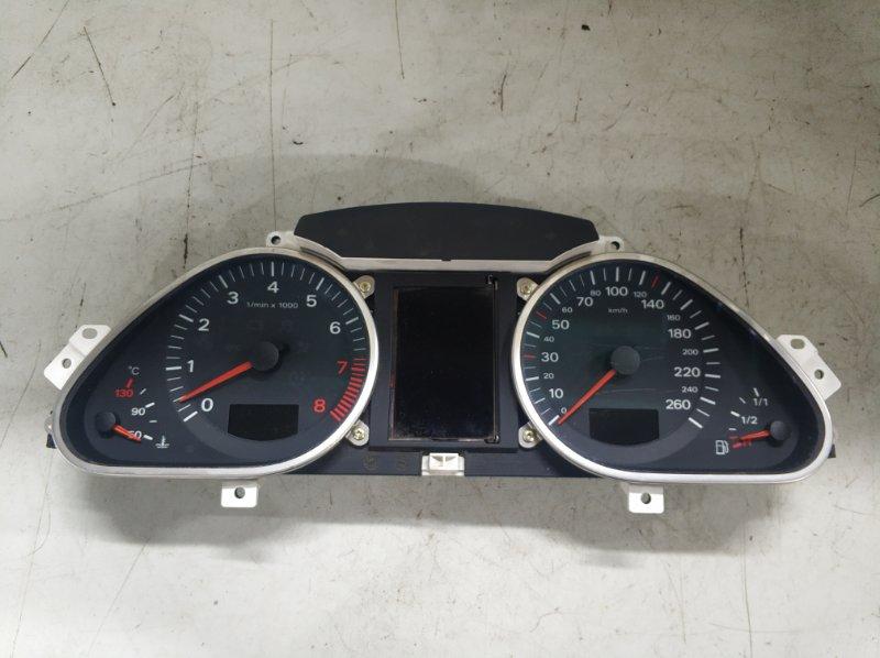 Панель приборов Audi A6 C6 2004 (б/у)