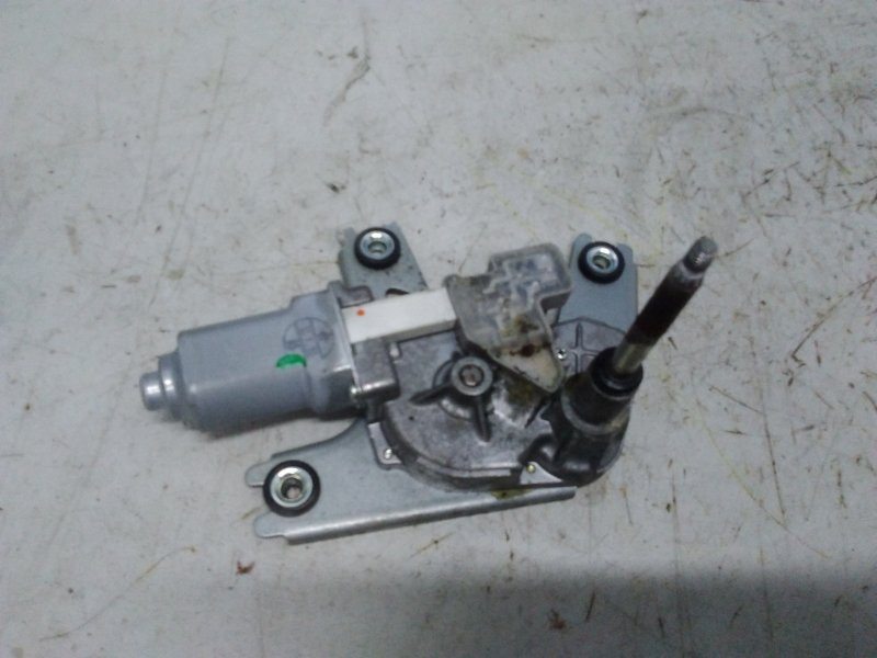Моторчик стеклоочистителя задний Infiniti Fx37 S51 2008 (б/у)
