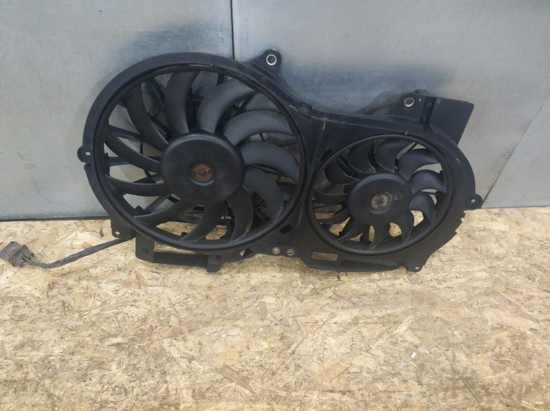 Вентилятор радиатора Audi A6 C6 2004 (б/у)