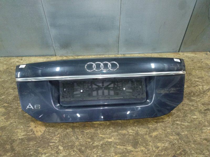 Крышка багажника Audi A6 C6 2004 (б/у)