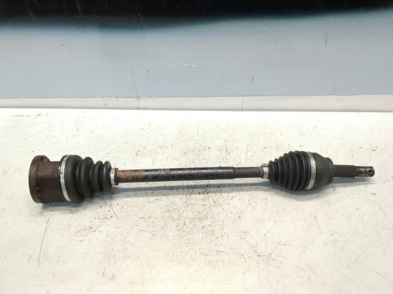 Привод передний левый Infiniti Fx37 S51 2008 (б/у)