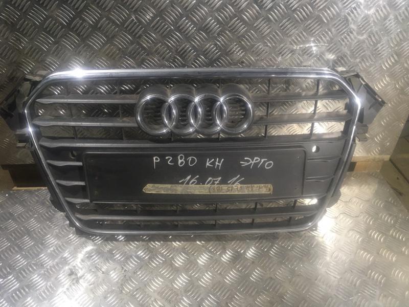 Решетка радиатора Audi A4 B8 2011 (б/у)