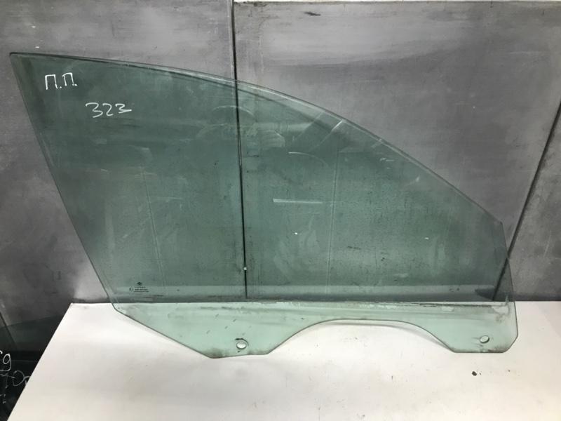 Стекло двери передней правой Bmw 7 E65/E66 2001 (б/у)