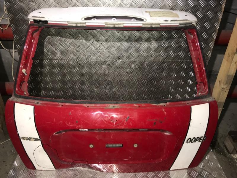 Дверь багажника Mini Cooper 2000 (б/у)