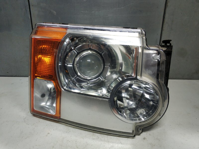 Фара правая Land Rover Discovery 3 2.7 2004 (б/у)