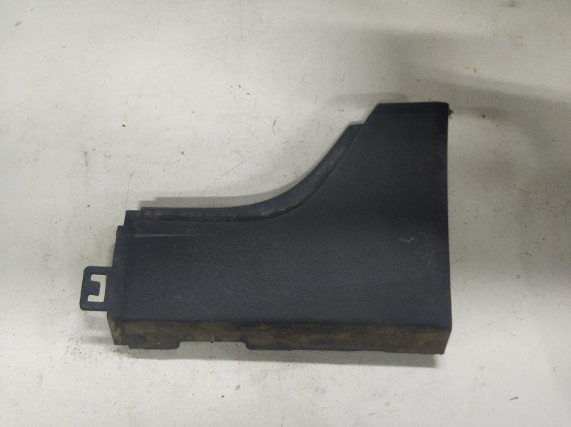 Накладка порога Cadillac Srx 3.0 2009 задняя левая (б/у)