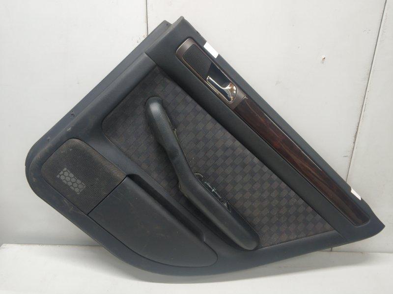 Обшивка двери Audi A6 C5 1997 задняя правая (б/у)