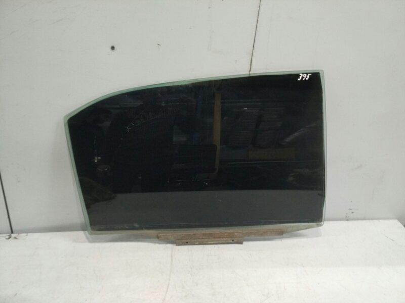 Стекло двери задней правой Toyota Camry ACV40 3.5 2GR-FE 2007 (б/у)