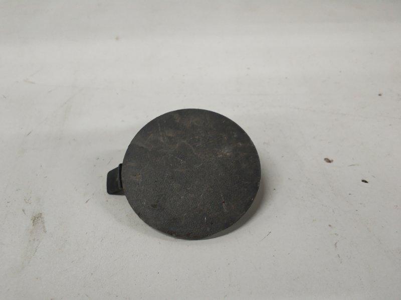 Заглушка буксировачного крюка Toyota Rav 4 2013 передняя левая (б/у)