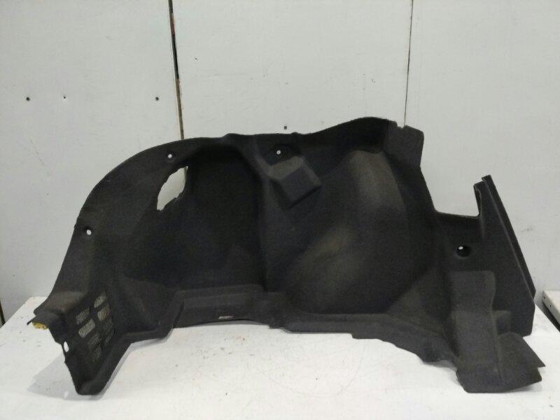 Обшивка багажника Geely Emgrand 7 2011 левая (б/у)