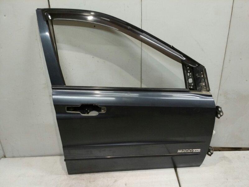 Дверь передняя правая Ssang Yong Kyron 2006 (б/у)