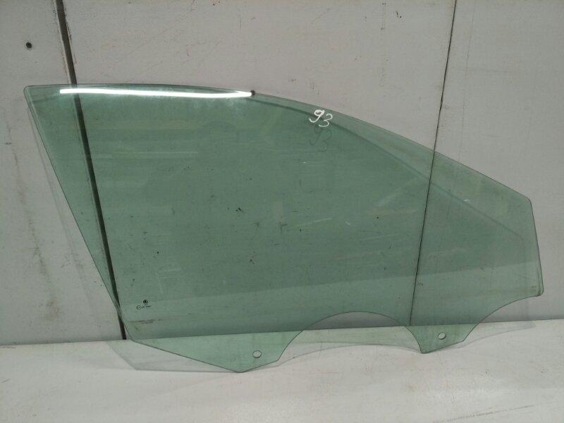 Стекло двери передней правой Skoda Rapid NH3 1.6 2012 (б/у)