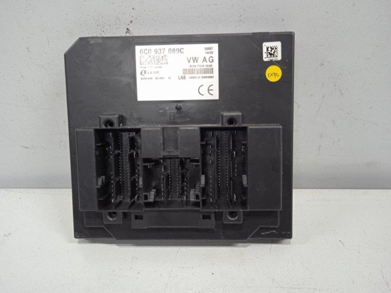 Блок электронный Skoda Rapid NH3 1.6 2012 (б/у)