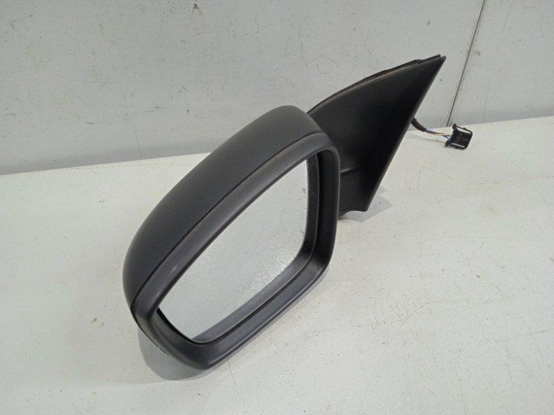 Зеркало левое Skoda Rapid NH3 1.6 2012 (б/у)