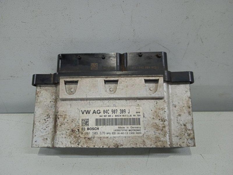 Блок управления двигателем Skoda Rapid NH3 1.6 2012 (б/у)