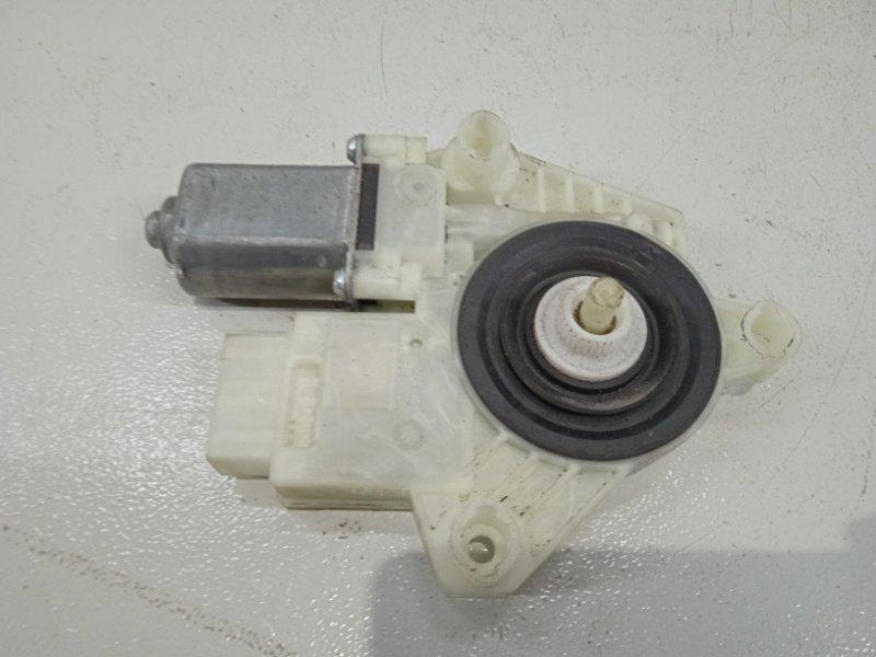 Моторчик стеклоподъемника Skoda Rapid NH3 1.6 2012 передний левый (б/у)