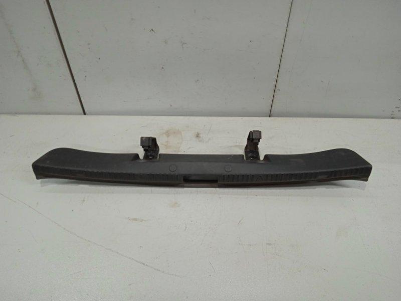 Обшивка багажника Skoda Rapid NH3 1.6 2012 (б/у)