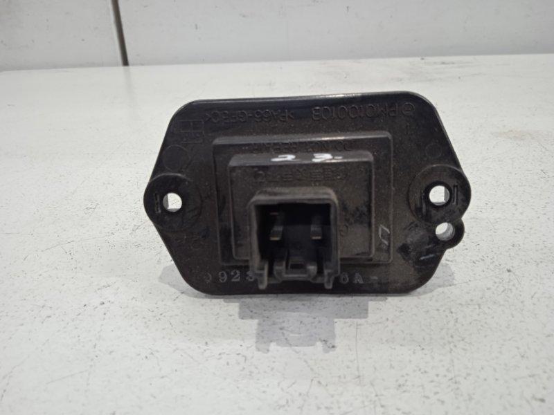 Резистор отопителя Mazda Cx7 ER L3-VDT 2007 (б/у)