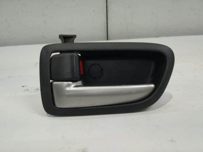 Ручка двери внутренняя Mazda 3 2002 левая (б/у)