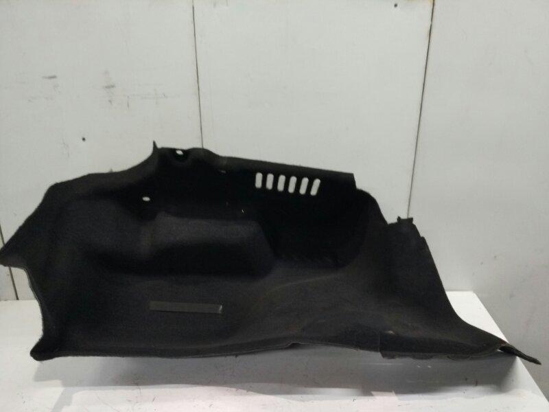 Обшивка багажника Jaguar Xf 2.0 240 Л С 2013 левая (б/у)