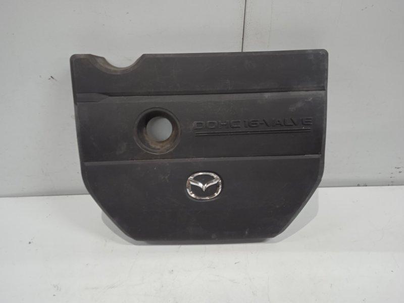 Крышка двигателя декоративная Mazda 6 GH 2.0 2007 (б/у)