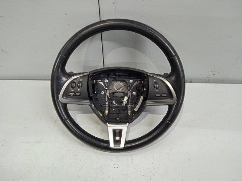 Руль Jaguar Xf 2.0 240 Л С 2013 (б/у)
