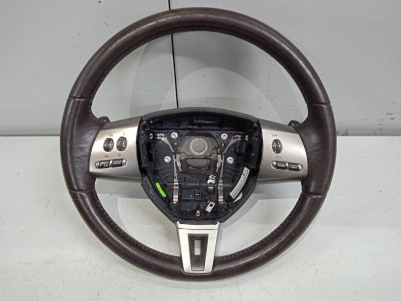 Руль Jaguar Xf 2007 (б/у)