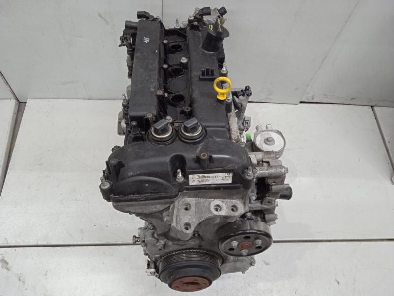 Двигатель Jaguar Xf 2.0 240 Л С 2013 (б/у)