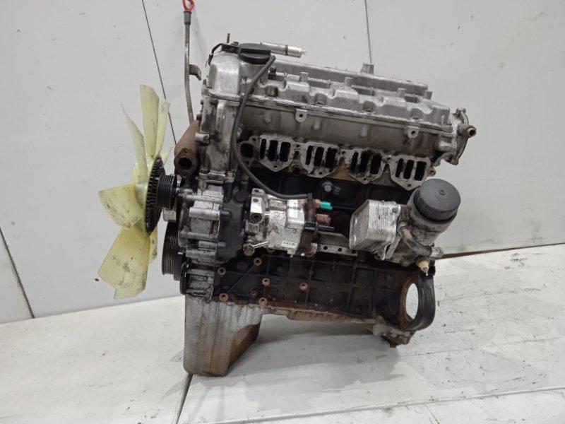 Двигатель Ssang Yong Kyron 2006 (б/у)