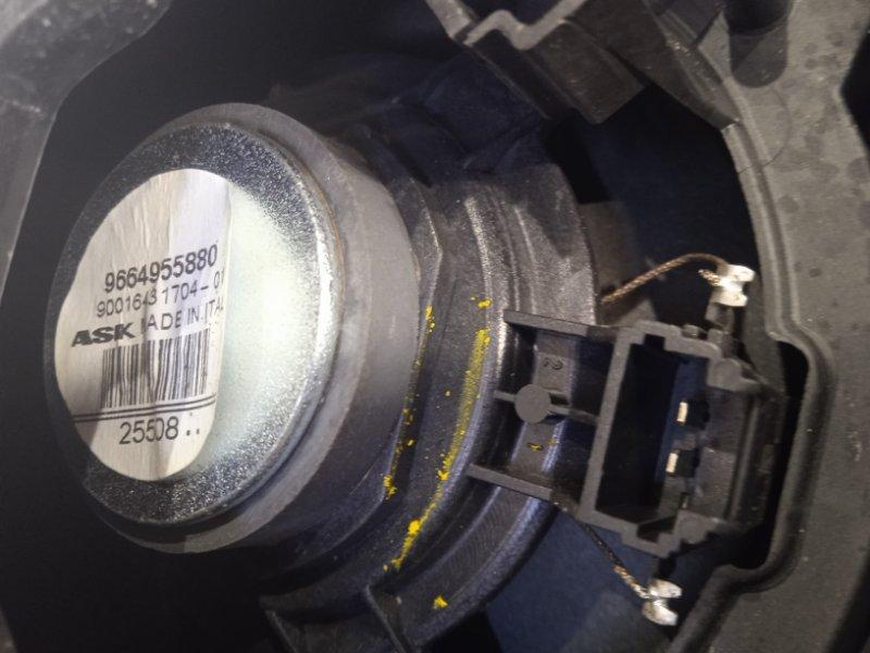 Динамик Citroen C4 LA EP6 1.6 120 2008 передний левый (б/у)