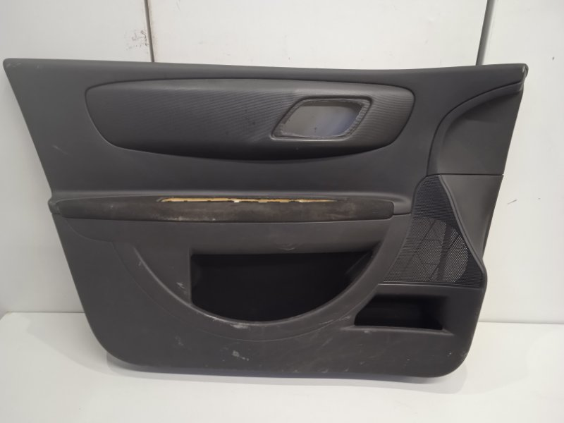 Обшивка двери Citroen C4 LA EP6 1.6 120 2008 передняя левая (б/у)