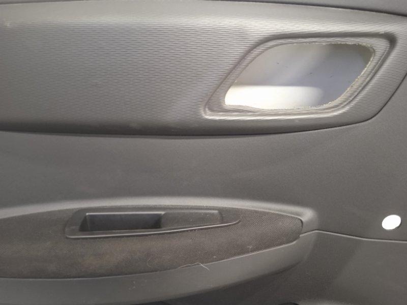 Обшивка двери Citroen C4 LA EP6 1.6 120 2008 задняя левая (б/у)