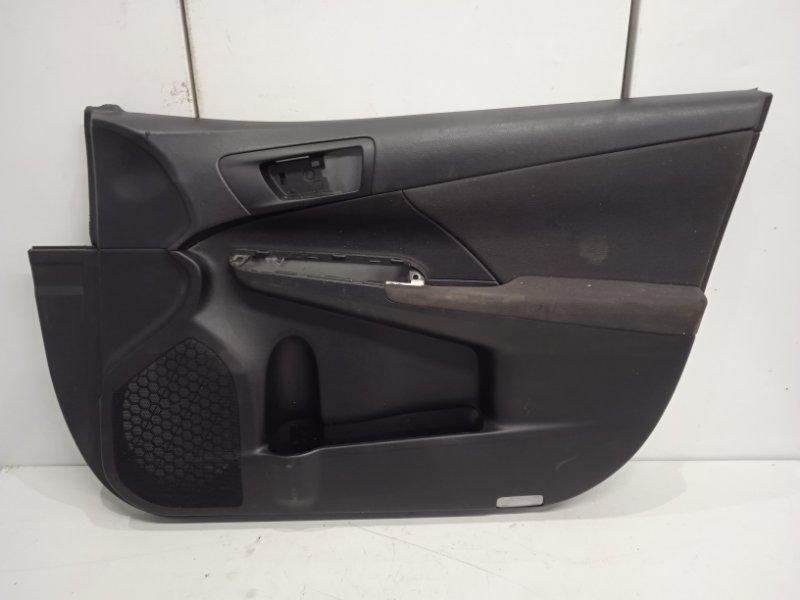 Обшивка двери Toyota Camry V50 2011 передняя правая (б/у)