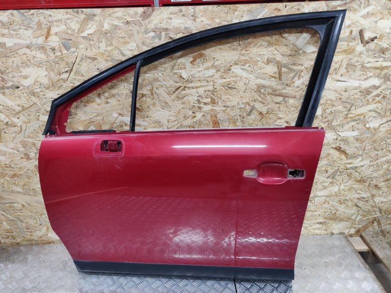 Дверь передняя левая Citroen C4 LA EP6 1.6 120 2008 (б/у)