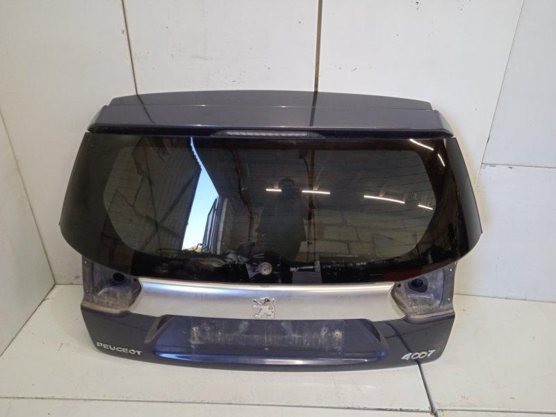 Дверь багажника Peugeot 4007 2.4 2008 (б/у)