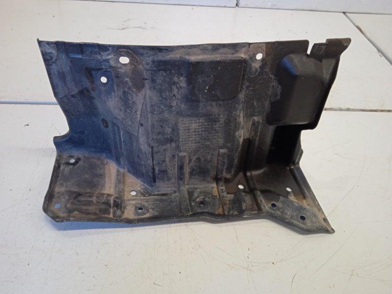 Пыльник двигателя Peugeot 4007 2.4 2008 правый (б/у)